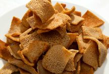 Injera Crisps