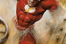 Marvel comic character