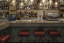 Bar & resto interiors