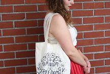 Cotton Tote Bag ideas