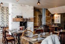 Edinburgh Restaurants / Restaurants to visit in Edinburgh!  Book via ResDiary: http://book.resdiary.com/