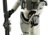 Klony i stormtoopers