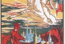 Russian Civil War Art