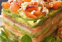 Top salads