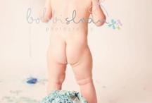 1st birthday/Cake smash / by Peekaboo Studios Photography