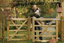 field gates