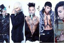 Big Bang Korean Band