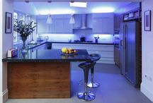 Hows Your Kitchen Looks With Led Hut Lights