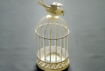 Bird Cage Wedding Theme