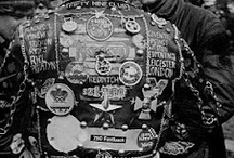 vintage motorcicle jacket