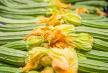 Courgettes / Get your courgette on! Delicious recipes using Courgettes