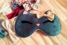 Cute sleep masks