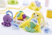 Baby: Knitting & Crochet Patterns / Baby knitting and crochet patterns are the cutest!