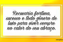 Frases Românticas / Frases românticas, mensagens românticas, poemas românticos e poesias românticas.