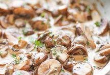 Mushroom lovers!