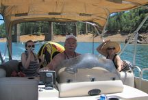 Out on Shasta Lake !! / Having a great time on the Lake