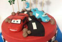 cake,fondant,sugar,chocolate... / birthday cake