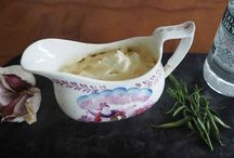 recipes - salacious slurpy sauces / All kinds of interesting and creative salads