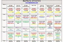 meal planning and clean eating / by Meagan Hankin