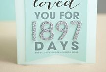 ANNIVERSARY <3 / -Gifts -Love -Ideas