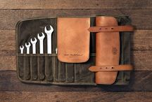 leather tool bag and more