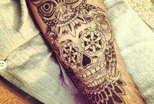 Tattoo - Eulenspiegel