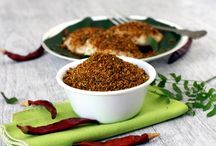 Recipes | Indian | Podi...Indian Spice Powders