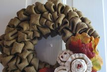 Wreaths / by Breanne Paull