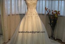 Wedding dresses / by Michele Miller