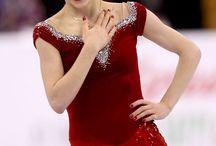vestido de patinaje sobre hielo