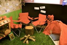 Education- If my classroom was bigger and my budget endless! / How I wish my classroom would be one day!
