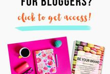 Blogging For Beginners / Tips, hints and help for beginner bloggers! Whether it's design, posts or monetising!