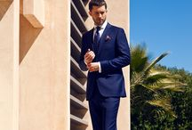 Louis Copeland & Sons S/S 2016 / Louis Copeland & Sons spring summer campaign photoshoot was shot in the villa in Marrakech, Morocco that featured in James bond Spectre.