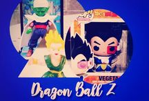 DRAGON BALL Z. (my collect') / ©LauryRow. / VOIR AUSSI ICI :: https://www.facebook.com/pg/Disneycollecbell%20/photos/?tab=album&album_id=835583516523340