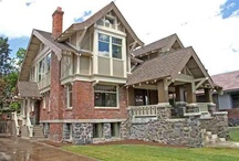 Spokane Turn of the Century Homes / by Lilac City Real Estate