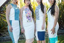 My designs and garments / Fashion