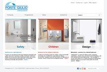 Ponte Giulio UK / Products for United Kingdom market