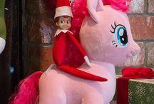 Elf on the shelf ider