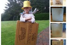 Book-inspired Dress-Ups and Costumes