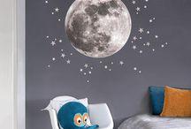 Children's bedroom inspiration / Children's bedroom designs we love at Emma Hooton Ltd