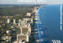 Myrtle Beach, South Carolina  / by susan lamberger