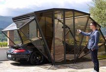 fajny garaż