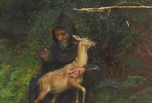 Sancti Aegidii / Saint Giles / by Mindaugas Pu