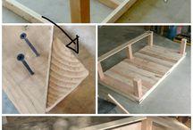 DIY Wooden Craft/ Pallet Ideas
