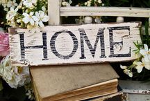 For the Home / If only I could have the house of my dreams...