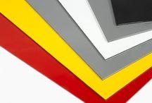 DIBOND - MW Materials World / El Dibond es un panel sandwich de aluminio y polietileno perfecto para fabricar stands de ferias, decoración de interiores, tiendas, mobiliario, publicidad, señalización, impresión digital y mucho más.
