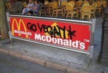 Boycott McDonalds / by Vegan Future