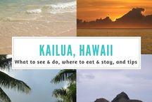 Hawaii Paradise Travel Inspiration