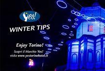 WinterTips! / Cosa fare a #Torino nella stagione invernale?   Arrivano i #WinterTips! Consigli e suggestioni direttamente da albergatori e rifugisti a marchio Yes per vivere a pieno l'inverno. Curiosi di scoprirli?