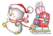 Karácsonyi cuki rajzok